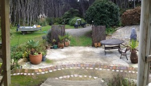 Crystal Bay Lodge - Patio