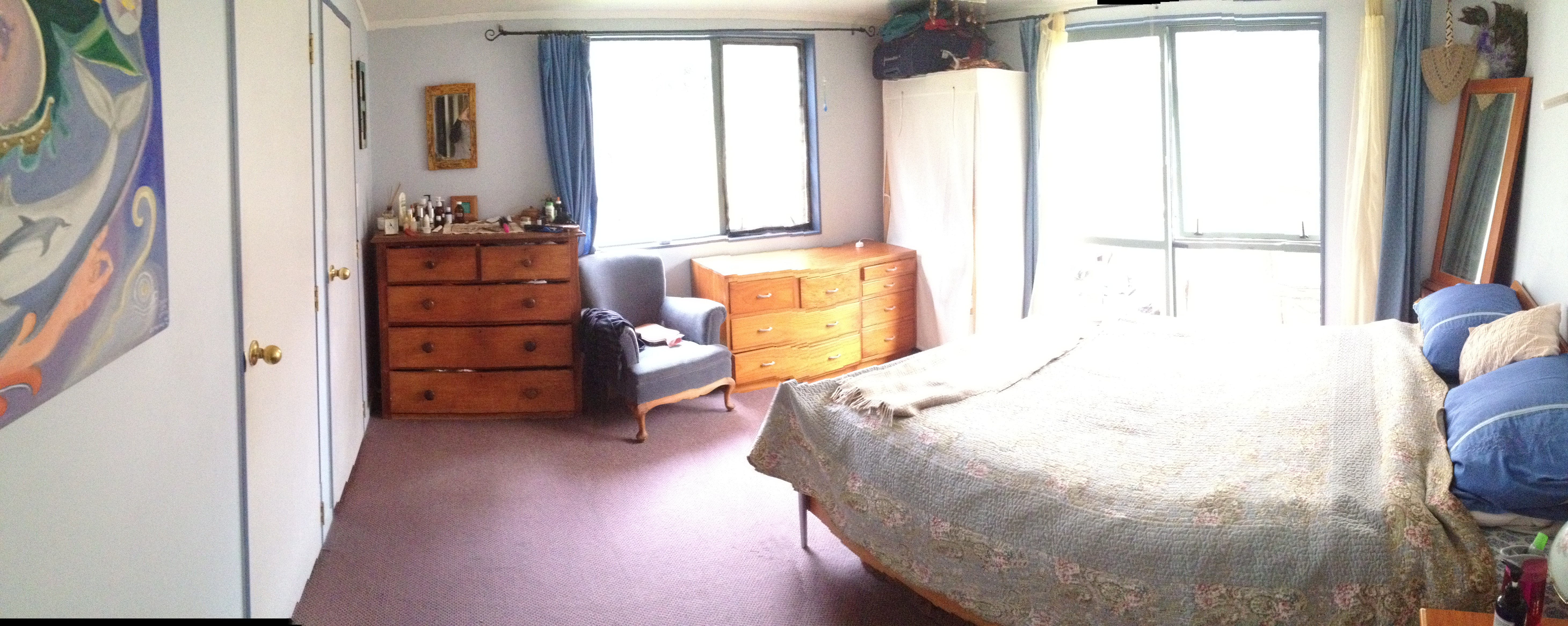 Crystal Bay Lodge - Master Bedroom